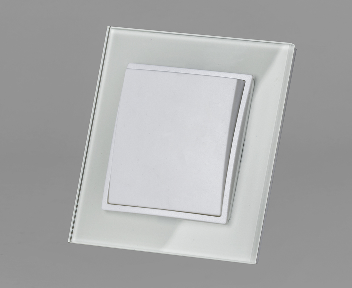 Lichtschalter Mit Led Beleuchtung | Abelka Schalter Glasserie Lichted De Led Lampen Und Beleuchtung