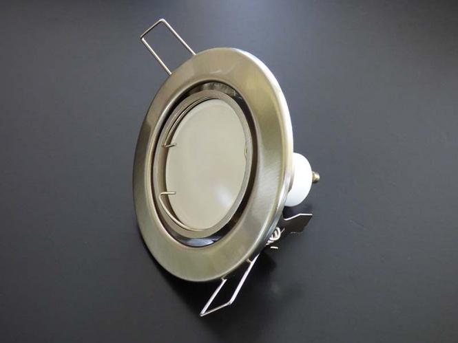einbaustrahler 8 watt led warm oder kaltwei leuchten und lampen einbaustrahler. Black Bedroom Furniture Sets. Home Design Ideas