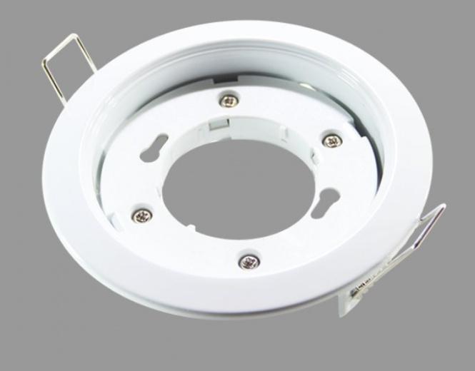 einbaustrahler gx53 wei leuchten und lampen einbaustrahler led lampen und. Black Bedroom Furniture Sets. Home Design Ideas