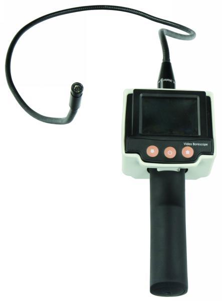 endoskop kamera m tft farbmonitor led beleuchtung. Black Bedroom Furniture Sets. Home Design Ideas