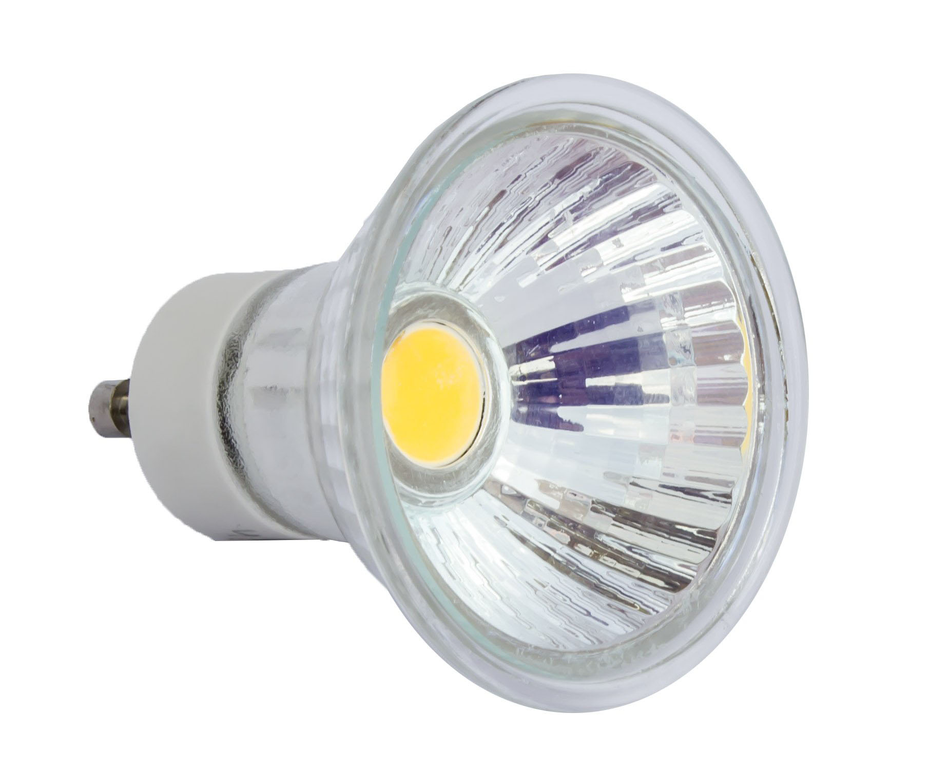 led 5 watt 400 lumen cob gu10 warmwei - Led Lampen Ewatt