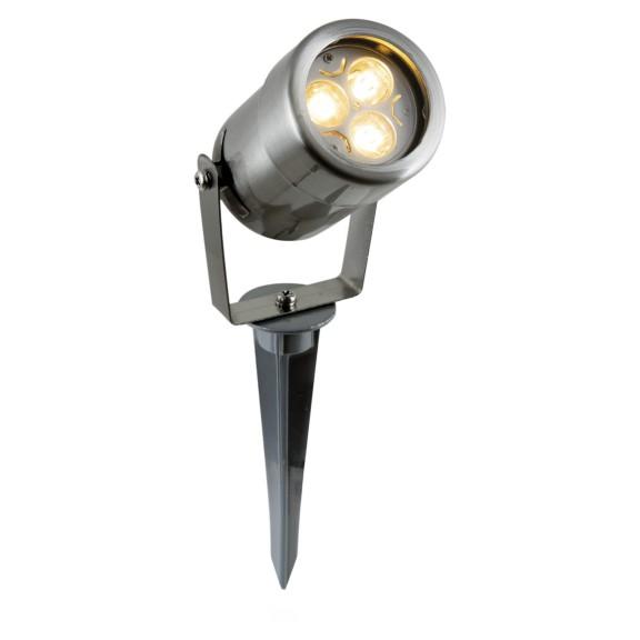 led erdspie strahler 3w warmwei schwenkbar schutzglas gx5 3 ip63 leuchten und lampen. Black Bedroom Furniture Sets. Home Design Ideas