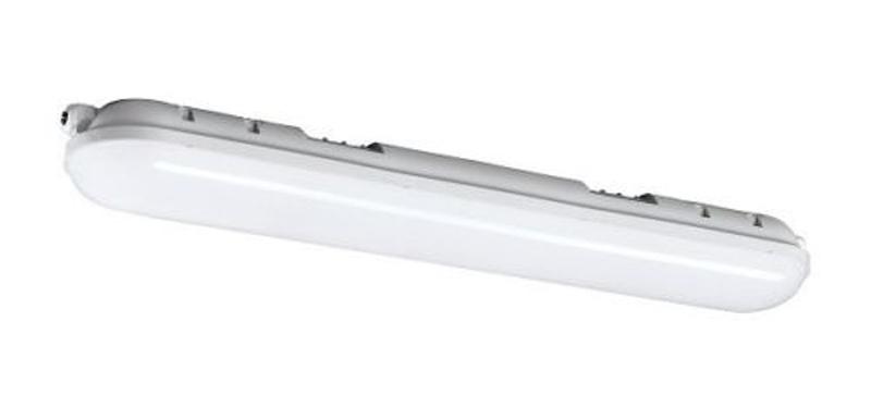 led feuchtraumleuchte 56 watt 5000 lumen 1 20 m kaltwei leuchten und lampen au enleuchten. Black Bedroom Furniture Sets. Home Design Ideas