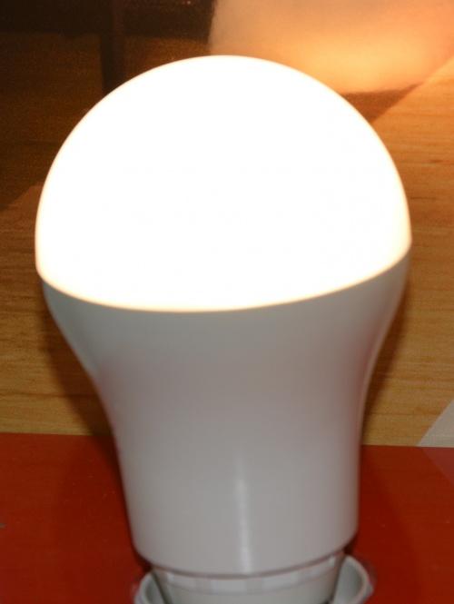 LED Lampe 10 Watt 820 Lumen kaltweiß E27 = 75 Watt Glühlampe einzeln ...
