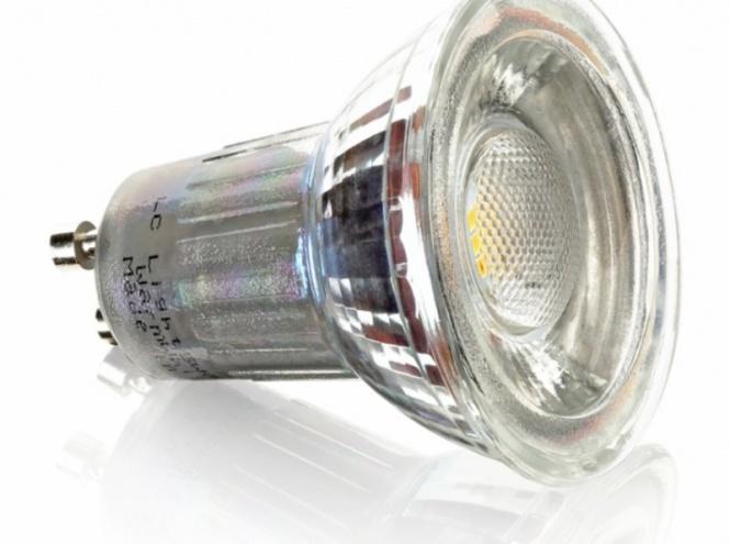 Led lampe spot gu dimmbar watt lumen warmweiß led gu