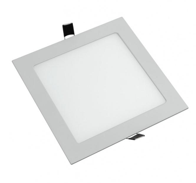 LED Panel 12 Watt 910 Lumen 170x170 mm kaltweiß | Leuchten und ...