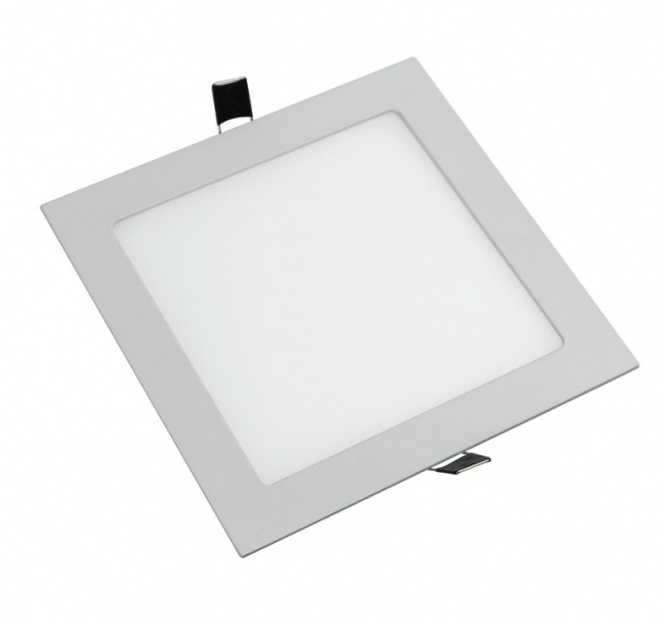 Beliebt LED Panel 18 Watt 1250 Lumen 225x225 mm warmweiß   Leuchten und UQ93
