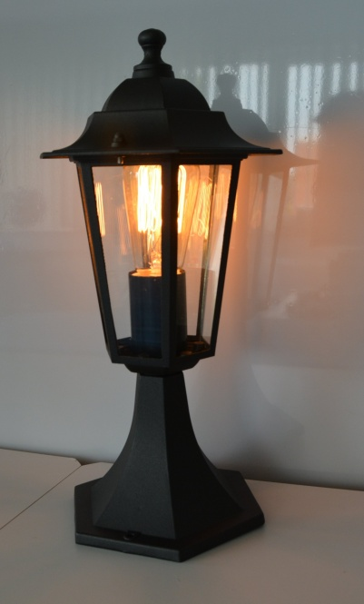 sockel leuchte glas pendelleuchte modern. Black Bedroom Furniture Sets. Home Design Ideas