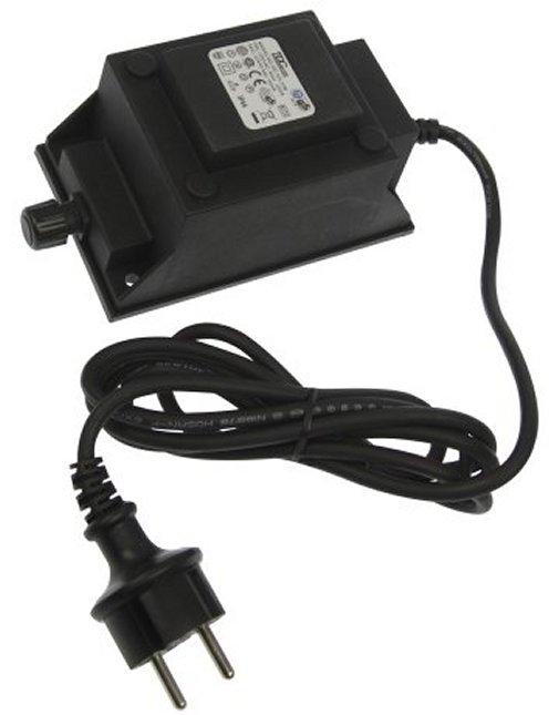 system12 transformator 230 v auf 12 v 105 watt ip44. Black Bedroom Furniture Sets. Home Design Ideas