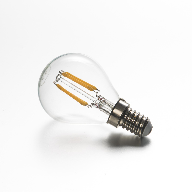 led gl hlampe fadenlampe tropfen 4 w klar e14 420 lumen warmwei leuchtmittel led lampen. Black Bedroom Furniture Sets. Home Design Ideas