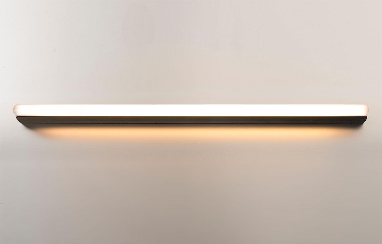 led linienlampe 50 cm 9 watt 600 lumen s14s warmwei linestra led. Black Bedroom Furniture Sets. Home Design Ideas